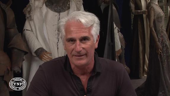 "Vidéo ""Illusions"" - Ivan Viripaev / Olivier Maurin - Interview de Jean-Pierre Jourdain"