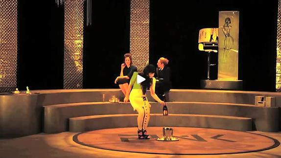 """Vidéo """"Les larmes amères de Petra Von Kant"""", m.e.s. Y. Dacosta, Bande-annonce"""