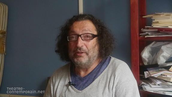 """Vidéo Eugène Durif, """"L'appropriation du texte"""""""