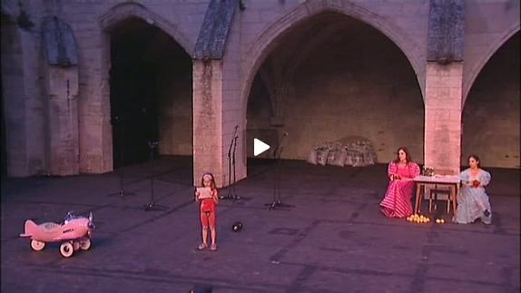 """Vidéo """"La Casa de la fuerza (La Maison de la force)"""", extraits vidéo"""