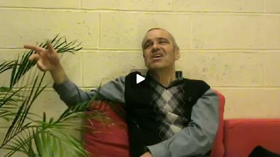 """Vidéo """"Ster City / Langues et lueurs / Sans doute"""", entretien avec Jean-Paul Delore"""