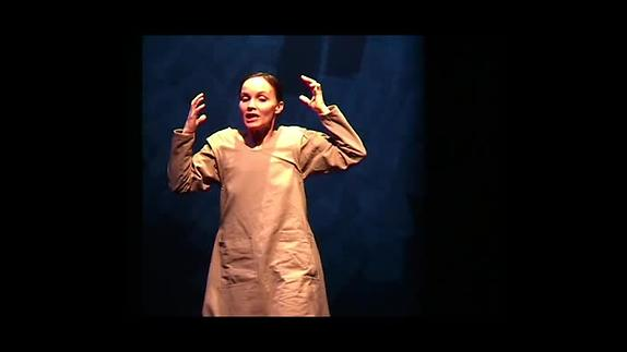 """Vidéo """"Lambeaux"""", m.e.s. Sylvie Mongin-Algan, bande-annonce"""