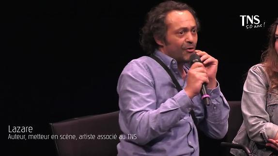 """Vidéo """"Je m'appelle Ismaël"""" présentation par Lazare"""