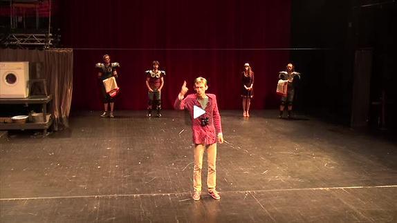 Vidéo Edouard II - Ring-Théâtre - Teaser
