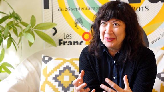 """Vidéo Marie Brassard pour """"La Fureur de ce que je pense"""""""