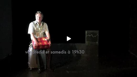"""Vidéo """"Une valise pour deux"""" de M. Bléger, bande-annonce"""