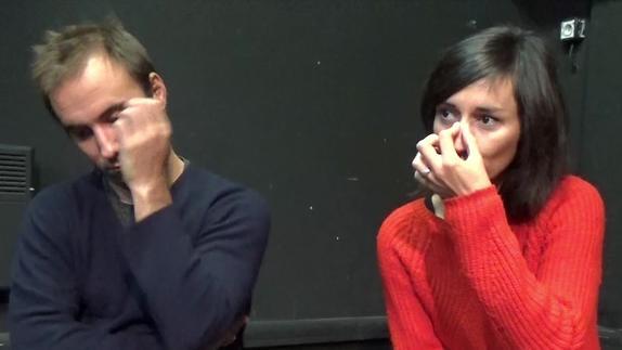 Vidéo Interview d'Alice Vivier et Lucas Bonnifait pour Pianopanierblog
