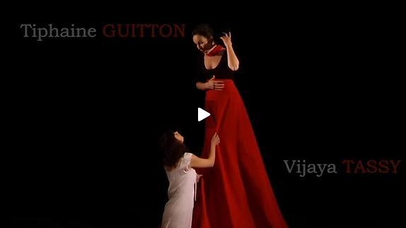 """Vidéo """"le petit chaperon rouge"""", m.e.s. Tiphaine Guitton - Teaser"""