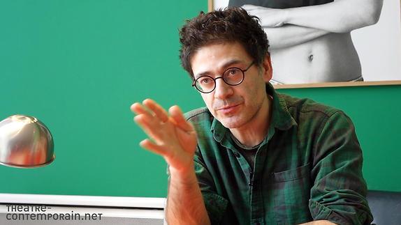 """Vidéo Wajdi Mouawad,  """"Jean-Luc Lagarce, un auteur référence"""""""