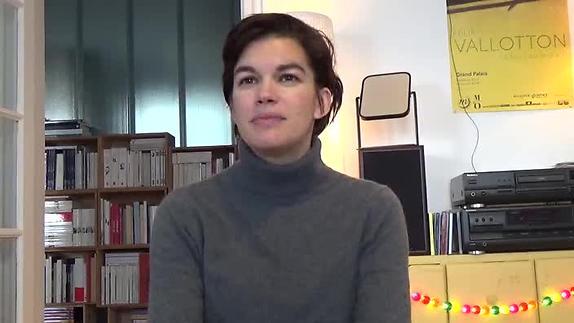 """Vidéo """"Argument"""" de Pascal Rambert - Interview de Marie-Sophie Ferdane"""