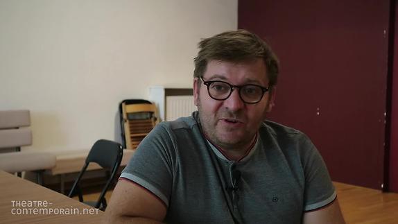 """Vidéo """"L'heure pâle"""" présenté par Sylvain Levey"""