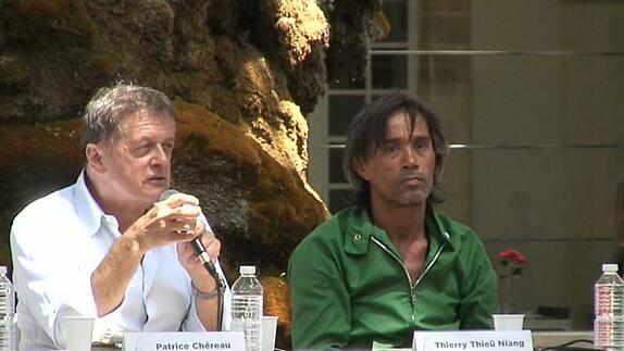 """Vidéo Patrice Chéreau pour """"I Am the Wind"""""""