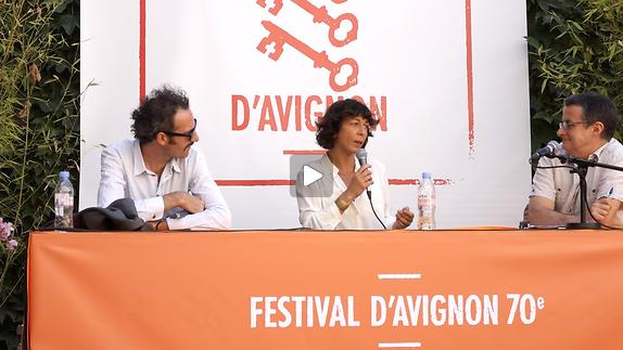 "Vidéo L. Gruwez et M. Van Cauwenberghe pour ""We're pretty fuckin' far..."""