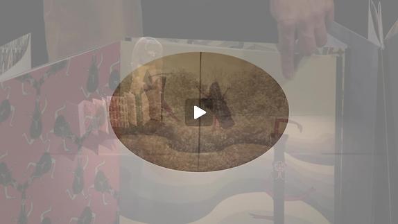 """Vidéo """"La Rivière bien nommée"""", conception Patrick Corillon - Bande-annonce"""