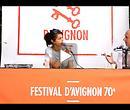 """Vidéo Marie Vialle pour """"La Rive dans le noir"""""""