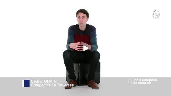 """Image du spectacle """"D comme Deleuze"""" - Entretien avec Cédric Orain"""
