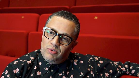"""Vidéo Entretien avec Radhouane El Meddeb pour """"Face à la mer..."""""""