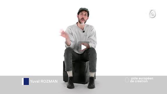 "Vidéo ""Tunnel Boring Machine"" - Entretien avec Yuval Rozman"