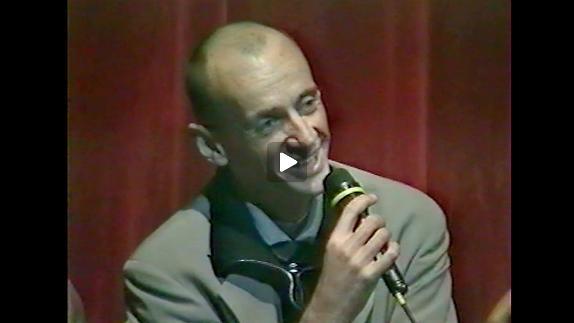 Vidéo Jean-Luc Lagarce / La Cagnotte