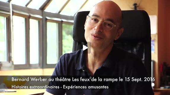 """Vidéo """"Histoires extraordinaires - Expériences amusantes"""" - Th. Les Feux de la Rampe"""