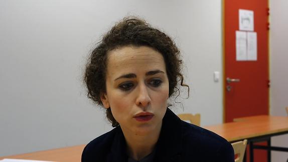 """Vidéo Joséphine Serre, """"La découverte du théâtre"""""""