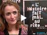 """Entretien avec Julie Peghini pour """"Sony l'avertisseur entêté"""""""
