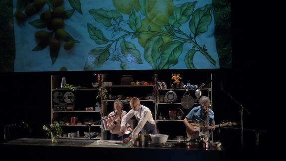 """Vidéo """"Ma cuisine"""" - Présentation par Sylvain Maurice"""