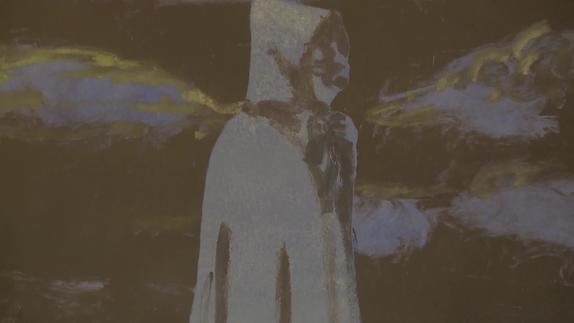 """Image du spectacle """"L'errante"""" de Claire Tabouret - Extraits"""
