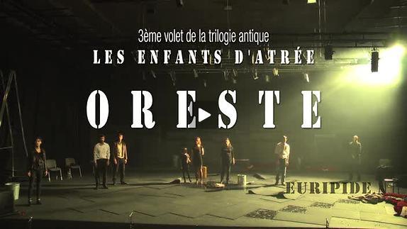 Vidéo Oreste / TAC-Theatre