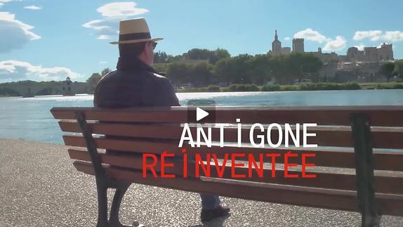 Vidéo Dans les coulisses du Festival d'Avignon - Antigone réinventée. Episode 8