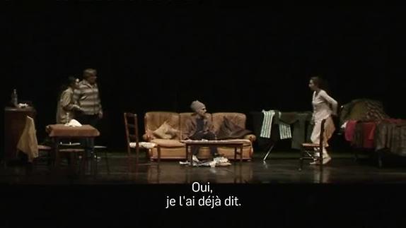 """Vidéo """"Le Cas de la famille Coleman"""", extraits"""