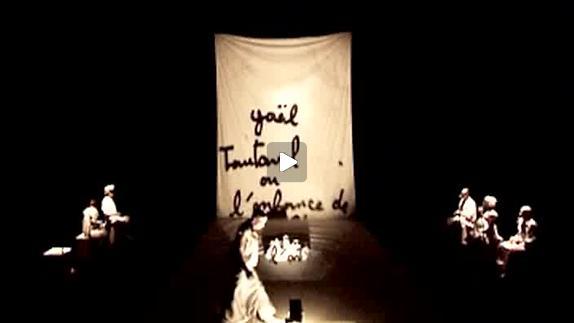 """Vidéo """"Yaël Tautavel, ou l'enfance de l'art"""", extraits"""