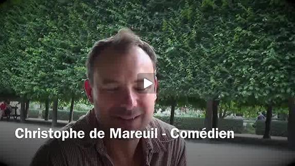 """Vidéo """"Livret de Famille"""" d'Eric Rouquette - Interview de Christophe de Mareuil"""