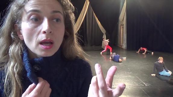 "Vidéo Ambra Senatore - ""Scena Madre*"" - présentation"
