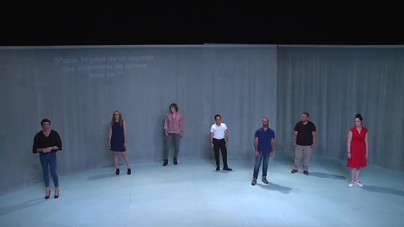 "Vidéo ""Trans"" de Didier Ruiz - Extraits"