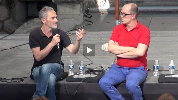 """Vidéo Dialogue artistes-spectateurs sur """"Retour à Berratham"""" avec Angelin Preljocaj"""