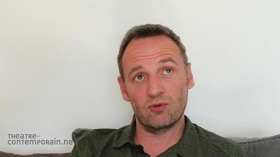 """Vidéo François Begaudeau, """"Contagion"""", présentation"""