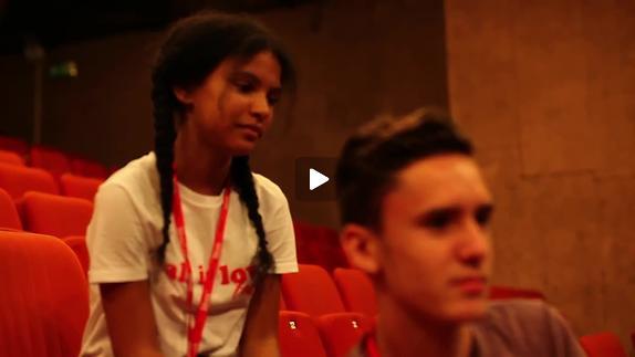 Vidéo jeunes reporters culture - À la recherche du grand perdu