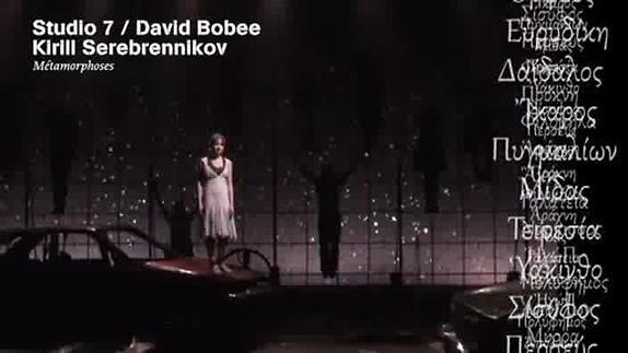 Vidéo ''Métamorphoses'' de David Bobée et Kirill Serebrennikov, bande-annonce