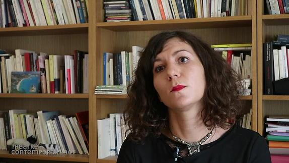 """Vidéo Anaïs Allais, """"Lubna Cadiot (x7)"""", présentation"""