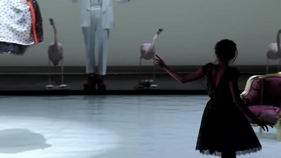 """Vidéo """"Alice et autres merveilles"""", Melquiot, Demarcy-Mota, teaser"""