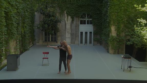 """Vidéo """"La Rose en céramique"""", S. Delpeyrat,  A. Vantournhout- Extraits"""