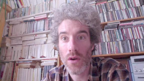 Vidéo Stéphane Bientz, lauréat du Prix Jeunesse E.A.T, à propos de son parcours