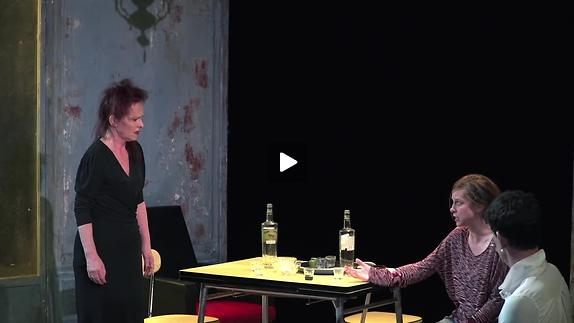 """Vidéo """"Espía a una mujer que se mata"""", m.e.s. Guy Delamotte - Bande-annonce"""