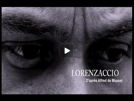 "Vidéo ""Lorenzaccio"", m.e.s. M. Belletante, extrait"
