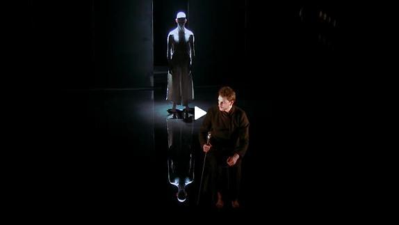 "Vidéo ""John & Mary"" / Pascal Rambert / Thomas Bouvet, teaser"