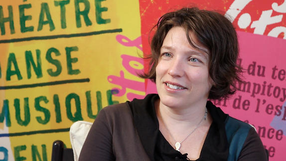 """Vidéo Entretien avec Marcelle Dubois pour le """"Festival du Jamais Lu"""""""