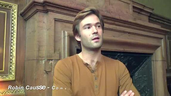 """Vidéo """"M'man"""" de Fabrice Melquiot - Interview de Robin Causse pour Pianopanierblog"""