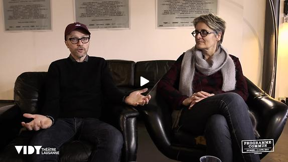 """Vidéo """"Où en est la nuit ?"""" - Entretien avec Guillaume Béguin et Michèle Pralong"""