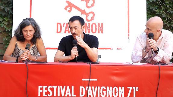 """Vidéo Dimitris Papaioannou pour """"The Great Tamer"""""""